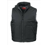R440306 - Result•FLEECE LINED BODYWARMER